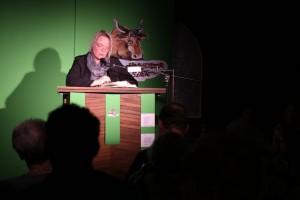 Hochstadter Stier 2015: Sabine Zaplin (Foto: Kulturwelle 5)