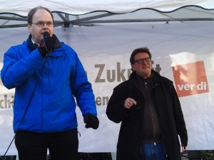 Georg Eggers und Anton G. Leitner