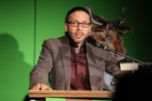 Hochstadter Stier 2015: Kandidat Gerold Sedlmayr (Foto: Kulturwelle 5)