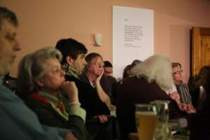 Hochstadter Stier 2015: Publikum Thomas Lochte (Foto: Kulturwelle 5)