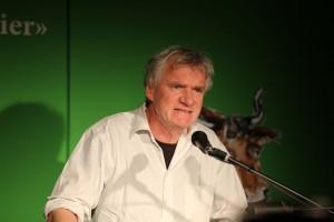 Hochstadter Stier 2015: Kandidat Martin Strauss (Foto: Kulturwelle 5)