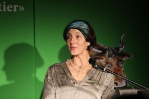 Hochstadter Stier 2015: Kandidatin Ilse Egel (Foto: Kulturwelle 5)