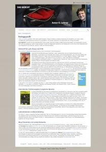 Verlagsprofil auf AGLV.com
