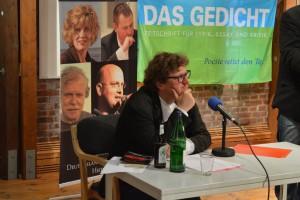 Anton G. Leitner. Foto: Frank Wolfmeier