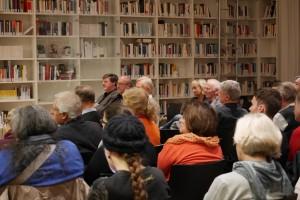 Das Publikum. Foto: © Werner Reichelt / Foto-Video-Werkstatt Fellbach