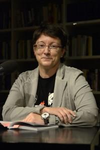 Melanie Arzenheimer. Foto: Volker Derlath