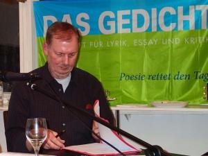 Ralph Grüneberger. Foto: DAS GEDICHT