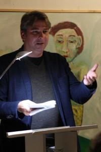 Jürgen Bulla. Foto: Gabriele Trinckler