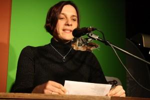 Die Kandidatinnen und Kandidaten: Barbara Peveling (La Varenne, Frankreich)