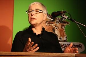 Die Kandidatinnen und Kandidaten: Carmen Jaud (Augsburg)