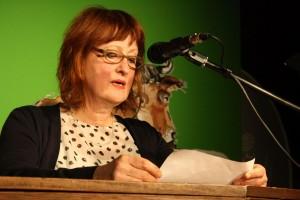 Die Kandidatinnen und Kandidaten: Babette Werth (Berlin)