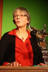 Die Kandidatinnen und Kandidaten: Gabriele Hoeltzenbein (Oldenburg)