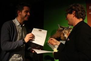 Teilnehmerpreis Der Lyrikstier 2016: Leander Beil (München)