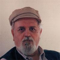 Haroldo de Campos beim VI. Internationalen Poesiefestival in Medellín 1996 (Foto: Delta-Archiv, Stuttgart)