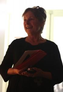 Gabriele Grojer, Leiterin des FIM. Foto: Jan-Eike Hornauer