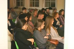 Blick ins Publikum. Foto: Jan-Eike Hornauer