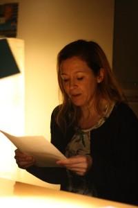 Dagmar Taylor. Foto: Jan-Eike Hornauer