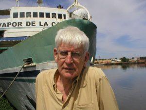 Lasse Söderberg in Argentinien (Foto Delta-Archiv, Stuttgart)