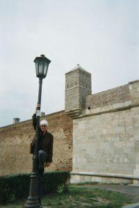 Lasse Söderberg in Smederevo (Foto Delta-Archiv, Stuttgart)