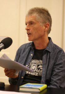 Richard Dove. Foto: Jan-Eike Hornauer