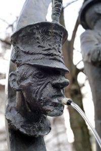 Poesie im öffentlichen Raum, Folge 39. Foto: Volker Derlath