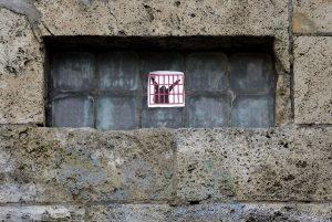 Poesie im öffentlichen Raum, Folge 44. Foto: Volker Derlath