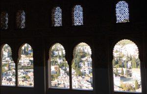 Blick auf Granada (Foto: Tobias Burghardt)