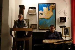 Christoph Leisten und Fouad Agha AL-Kalaa