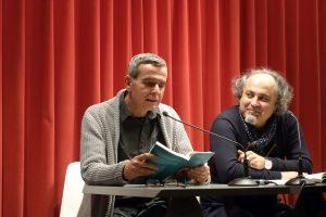 Christoph Leisten und Fouad EL-Auwad