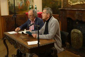 Fouad EL-Auwad und Christoph Leisten