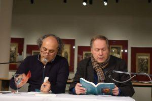 Fouad EL-Auwad und Ludwig Steinherr