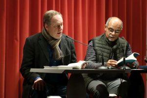 Ludwig Steinherr und M. Alaaedin Abdul Moula