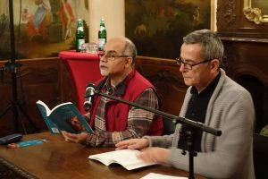 M. Alaaedin Abdul Moula und Christoph Leisten