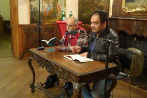 M. Alaaedin Abdul Moula und Dinçer Güçyeter