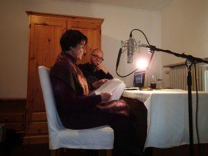 Barbara Seeberg und Tino Keck