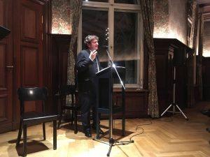 Anton G. Leitner. Foto: Maja Stieghorst