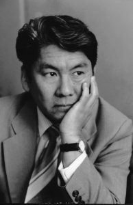 Der bolivianische Dichter Pedro Shimose (Delta-Archiv, Stuttgart)
