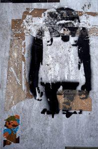 Poesie im öffentlichen Raum, Folge 73. Foto: Volker Derlath
