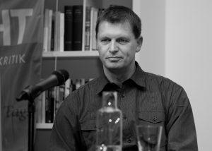 Thomas Hald. Foto: Katharina Kreye