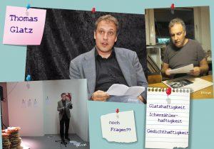 Collage Thomas Glatz mit Bildern aus dem privaten Archiv. Gestaltung: Franziska Röchter