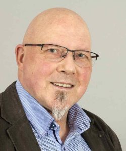 Hans-Werner Kube. Foto: privat