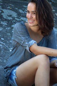 Jana Mathy. Foto: privat