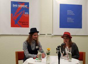 2. Duett: Thilo Mandelkow und Anna Münkel. Foto: Das Gedicht