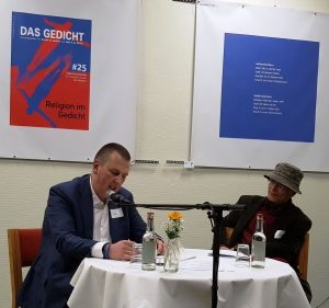 5. Duett: Ulrich Beck und Thomas Böhme. Foto: Das Gedicht
