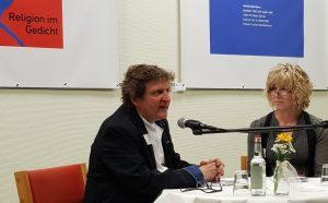 6. Duett: Anton G. Leitner und Bärbel Wolfmeier. Foto: Das Gedicht