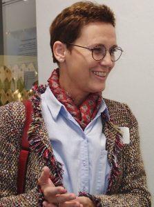Annette Oellerking. Foto: Das Gedicht