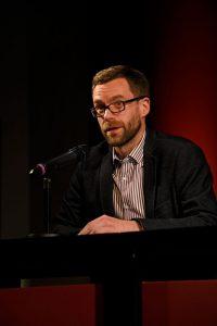 Christophe Fricker. Foto: Volker Derlath