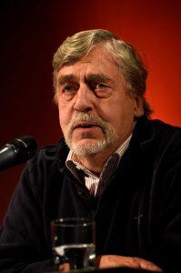 Erich Jooß. Foto: Volker Derlath