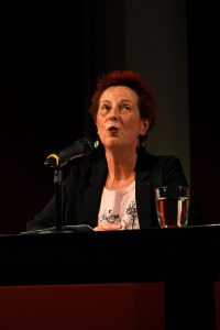 Franziska Röchter. Foto: Volker Derlath