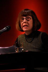 Barbara Maria Kloos. Foto: Volker Derlath